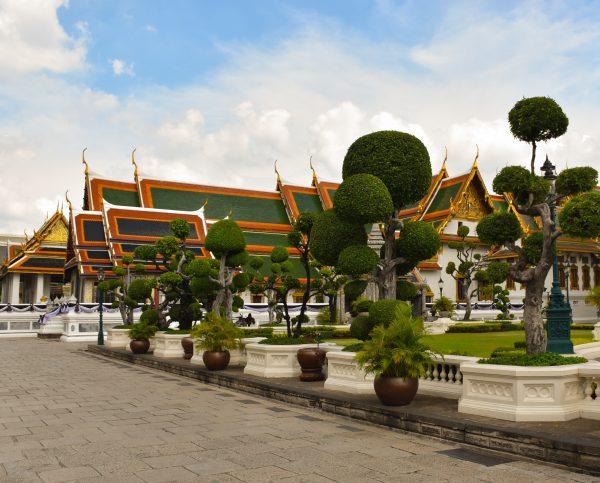 бангкок палац