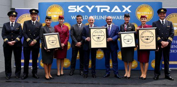 Нагородження Qatar Airways