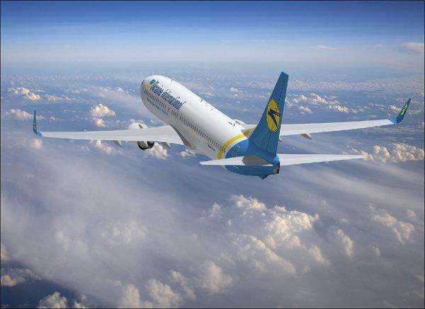 Літак МАУ