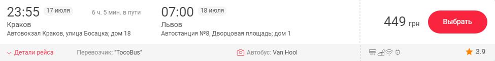 Краків - Львів