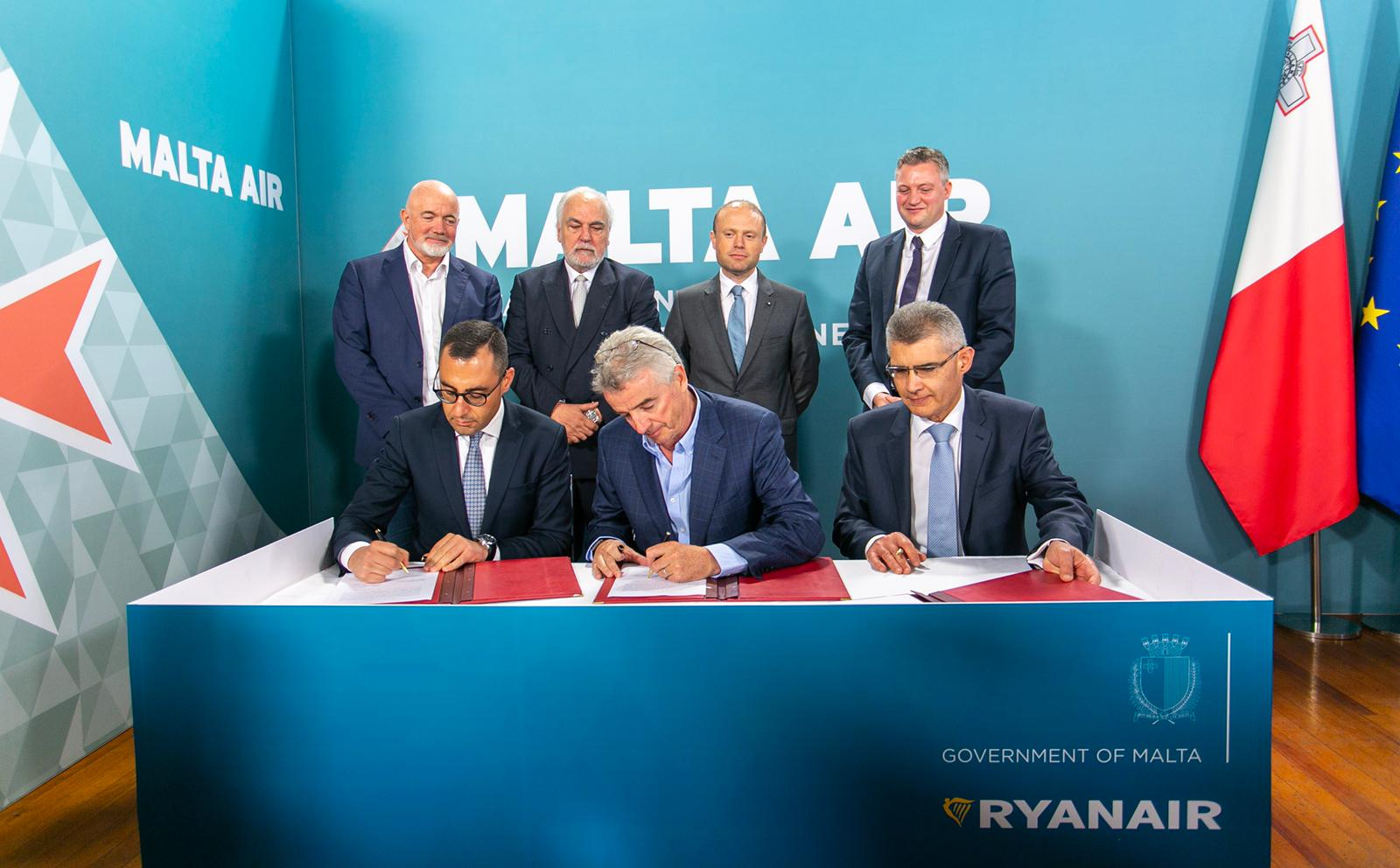 Ryanair купляє Malta Air