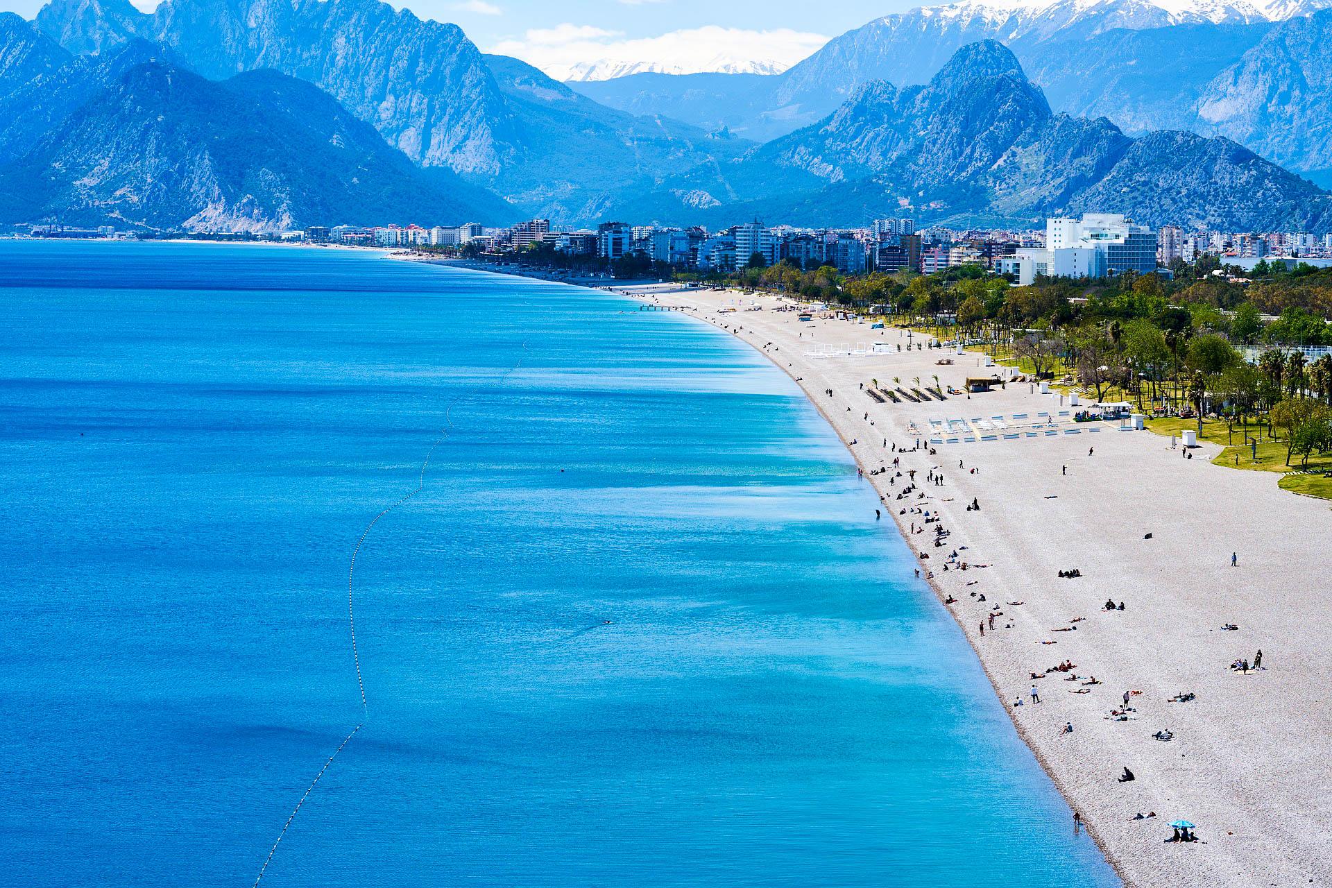 Туреччина Анталія море