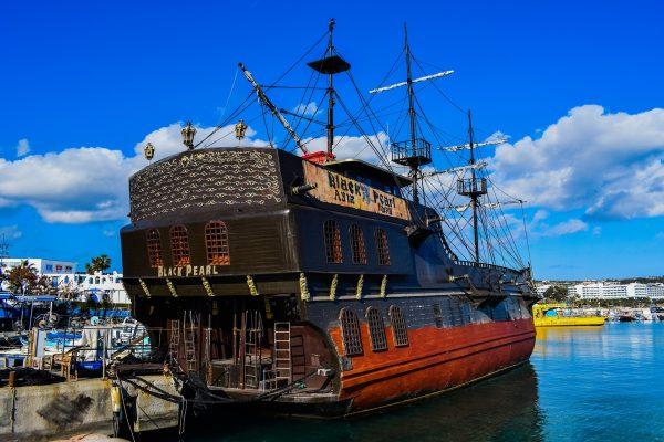 Кіпр Айа напа корабель