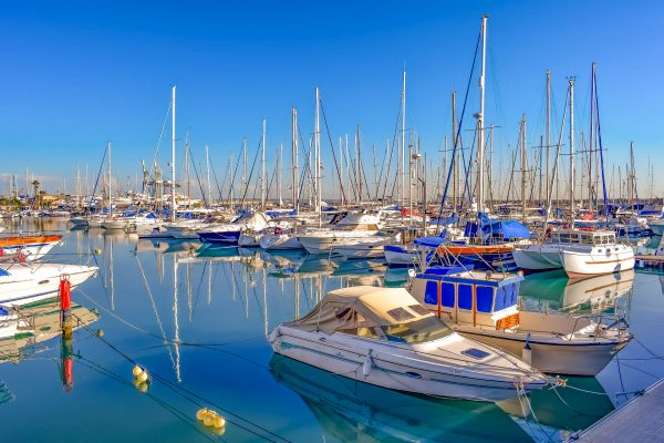 Кіпр Ларнака порт