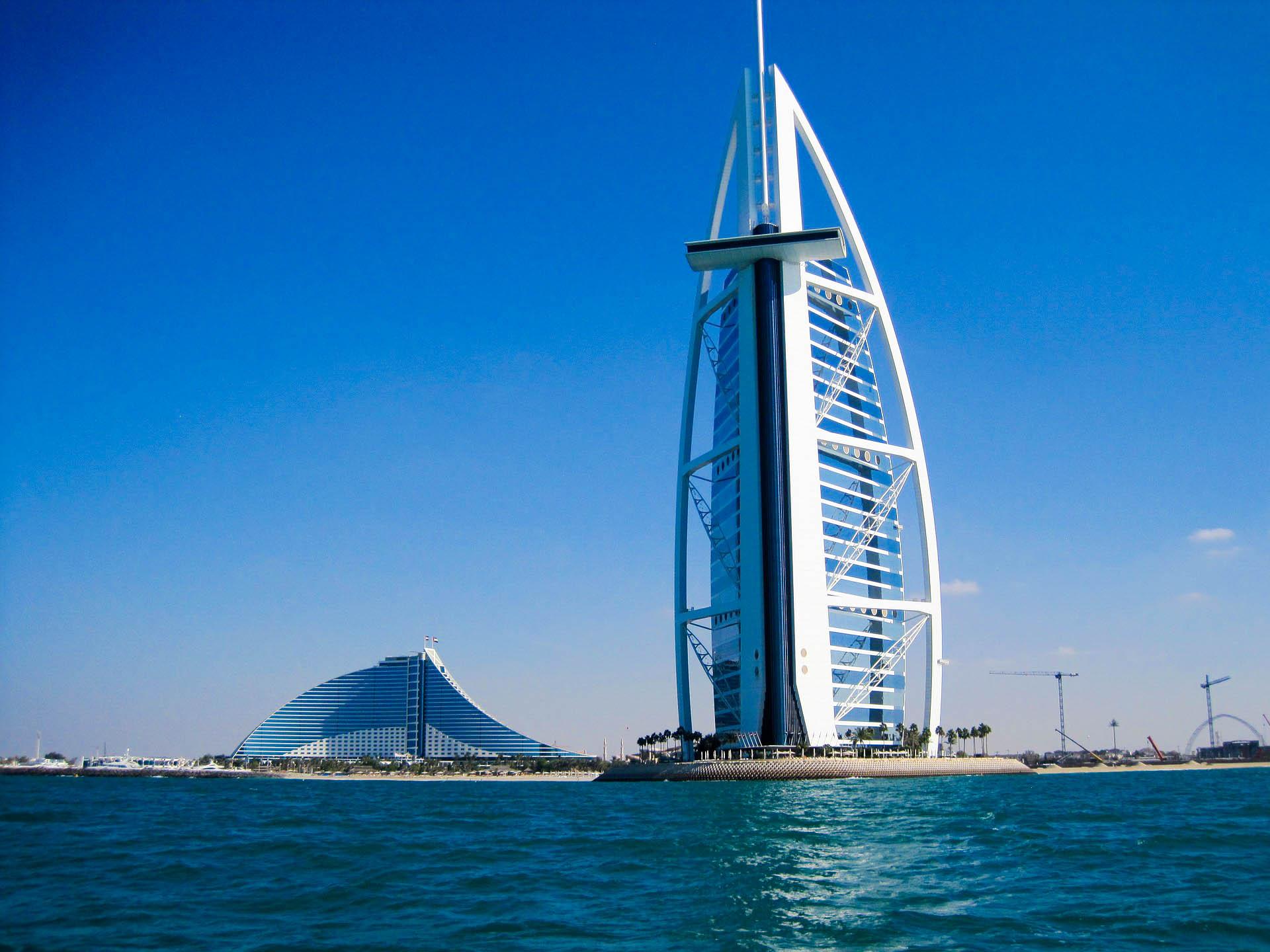 ОАЕ Дубай вітрило