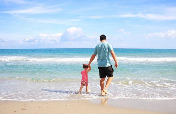 Море родина пляж