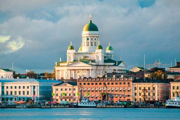 Фінляндія Гельсінкі собор