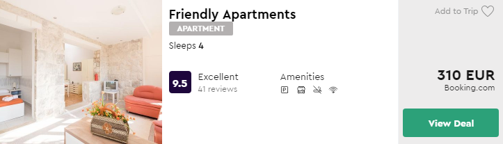 Friendly Apartments
