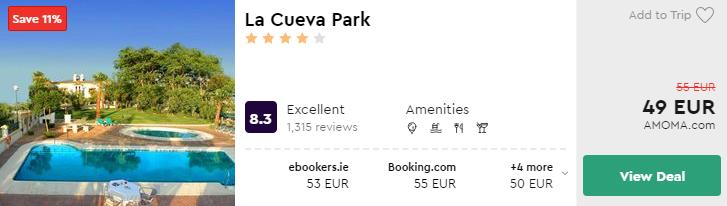 La Cueva Park