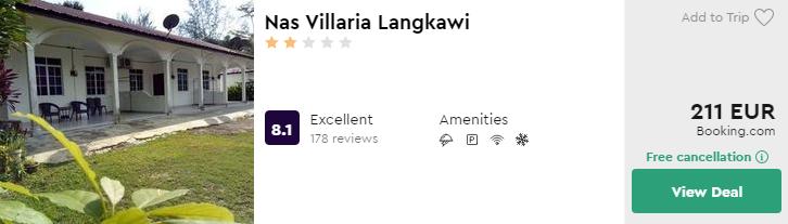 Nas Villaria Langkawi