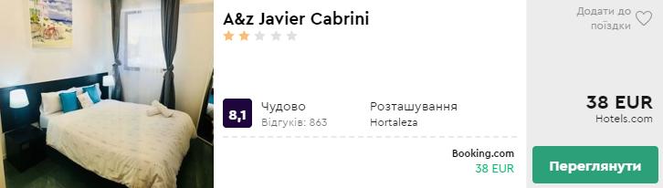 A&z Javier Cabrini