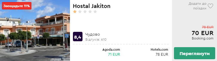 Hostal Jakiton