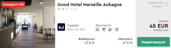 Good Hotel Marseille Aubagne