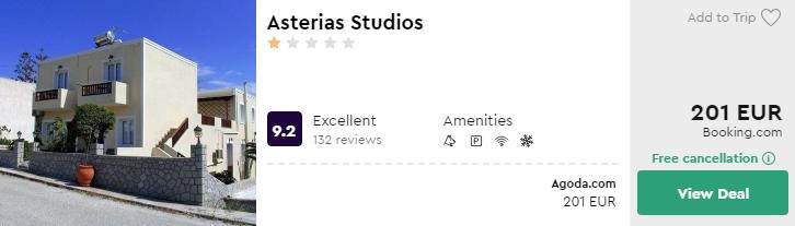 Asterias Studios
