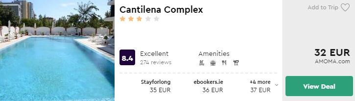 Cantilena Complex