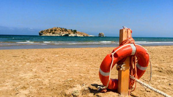 апулія віесте пляж