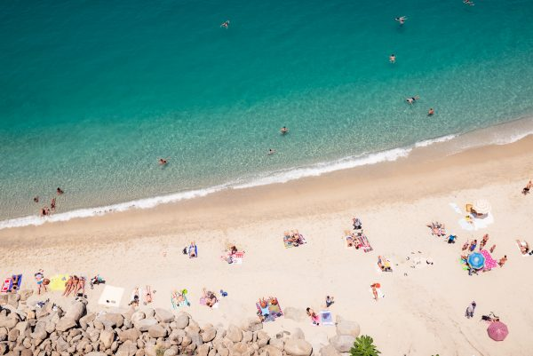 калабрія пляж