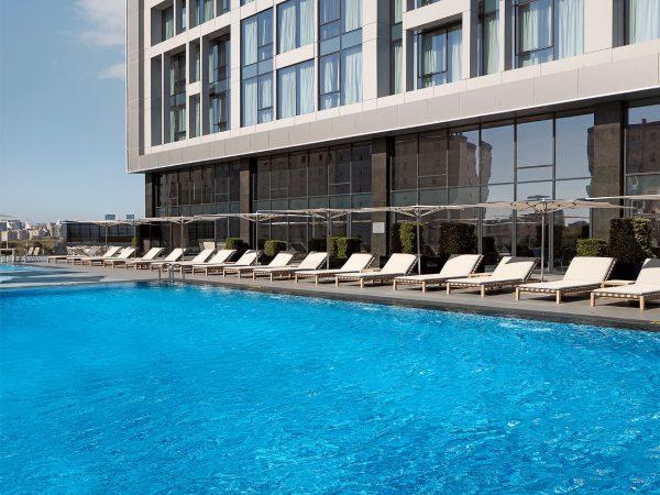 Radisson Blu Hotel, Istanbul Asia, Turkey