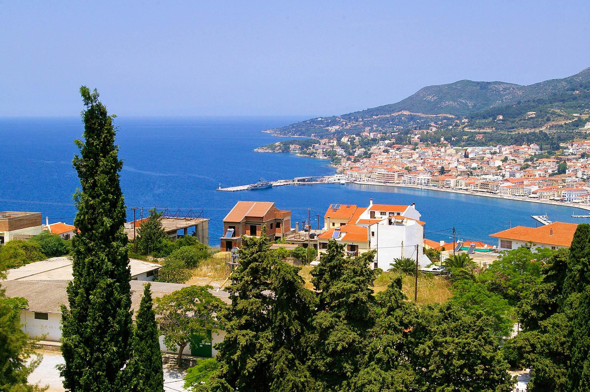 Греція Самос