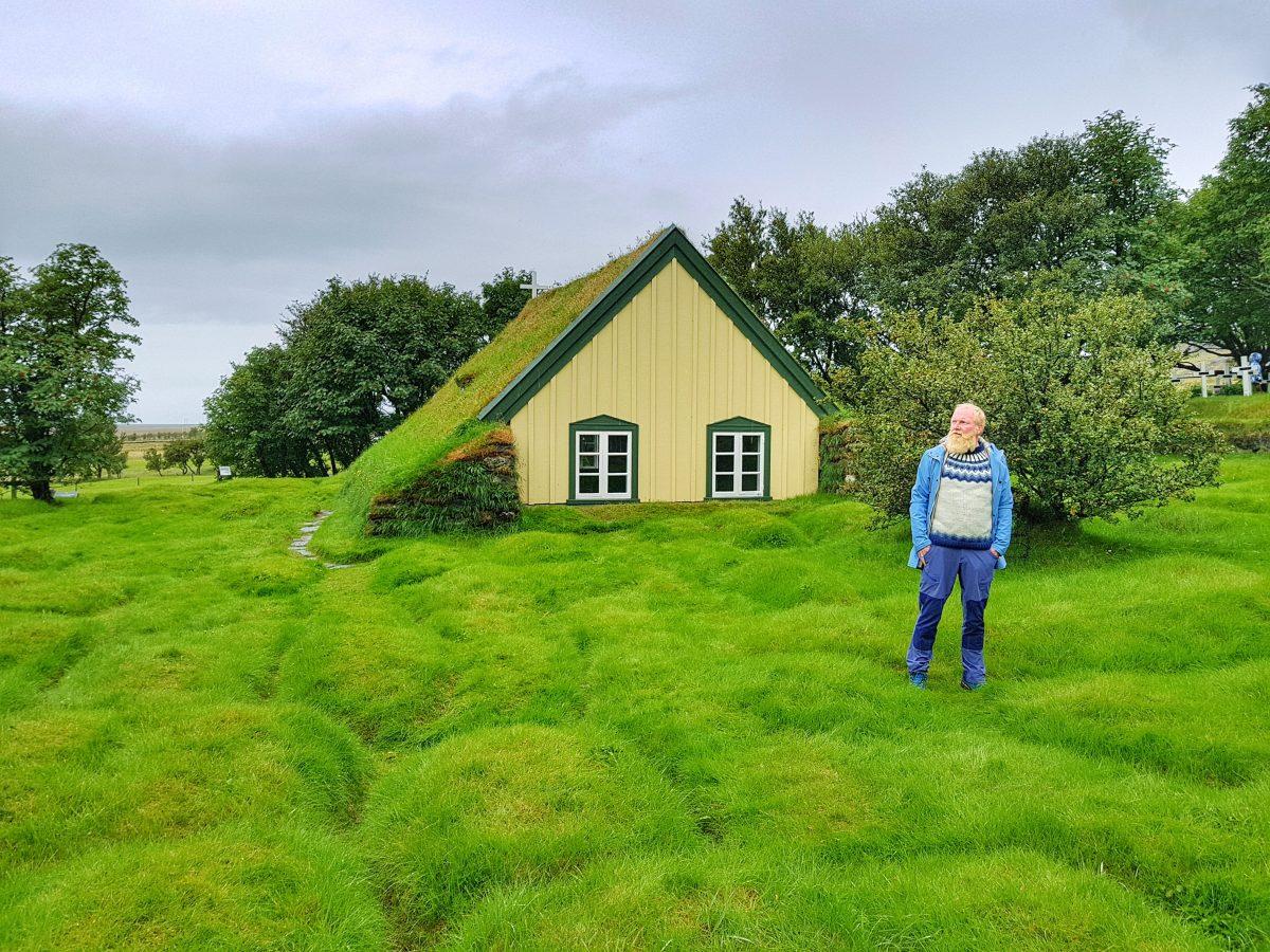 Будинок в Ісландії