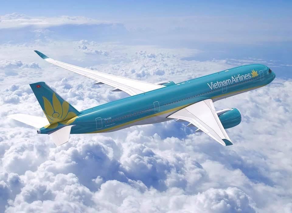 Літак Vietnam Airlines