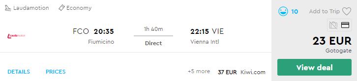 Рим - Відень