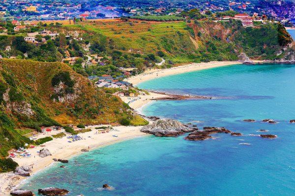 Італія Калабрія берег моря