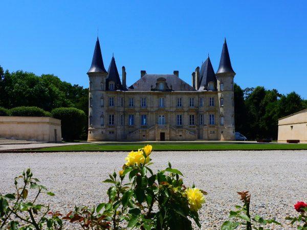 Франція Бордо замок
