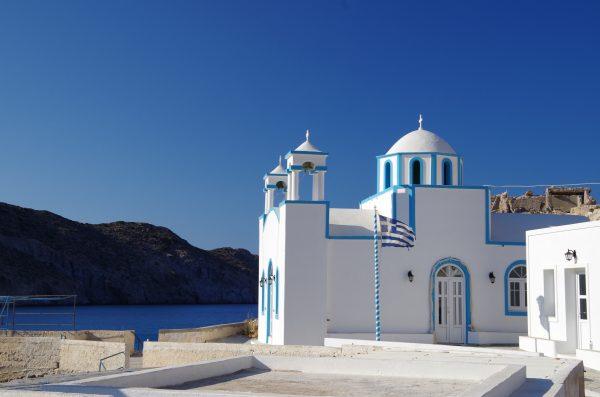 Греція Мілос
