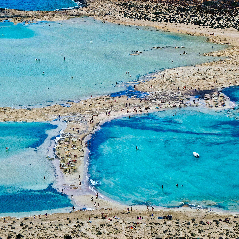 Греція Крит море