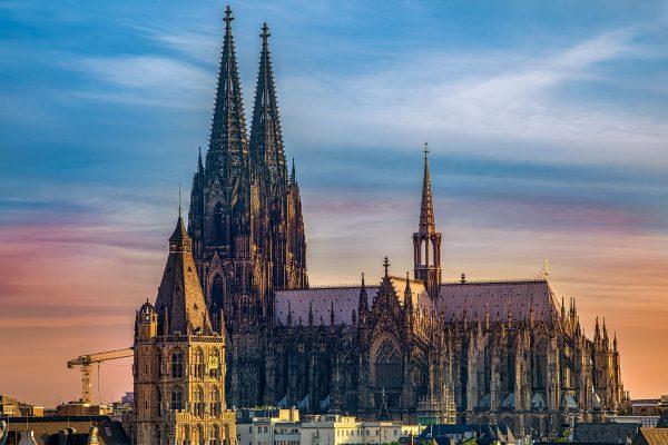 Німеччина Кельн собор