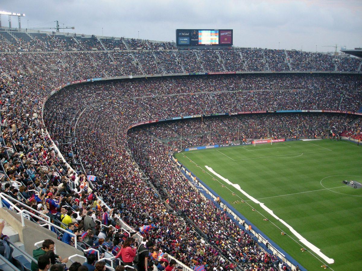 Стадіон Camp Nou