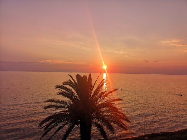 Греція Халкідікі захід