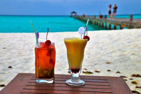 Мальдіви коктейлі