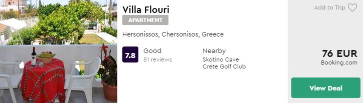 Villa Flouri