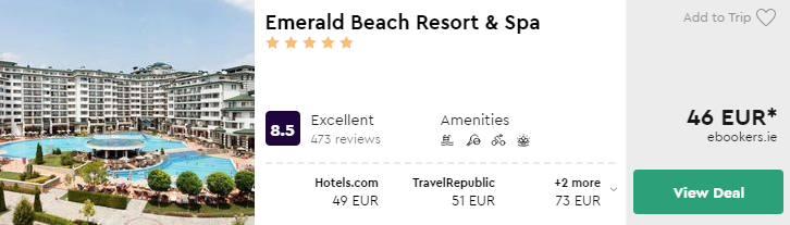 Emerald Beach Resort & Spa