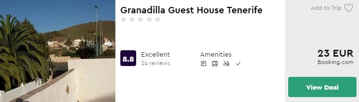 Granadilla Guest House Tenerife