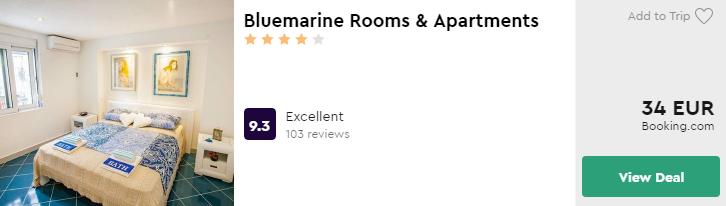 Bluemarine Rooms & Apartments