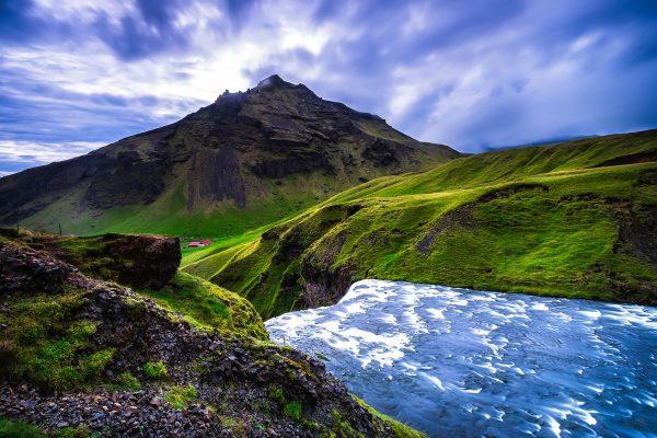 ісландія водоспад