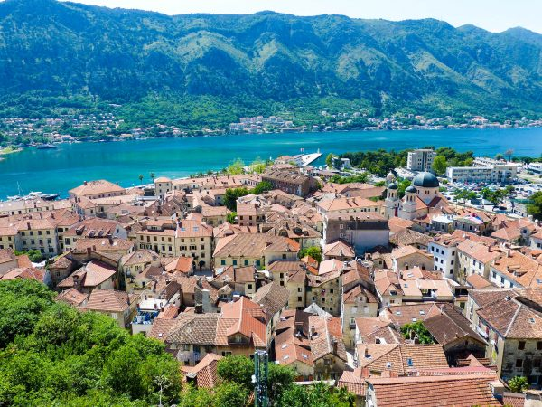 Чорногорія Которська затока