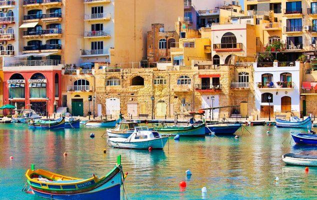 Мальта порт місто