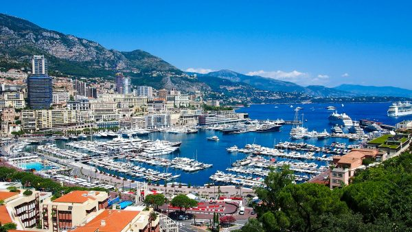 Франція Лазурний берег Монако