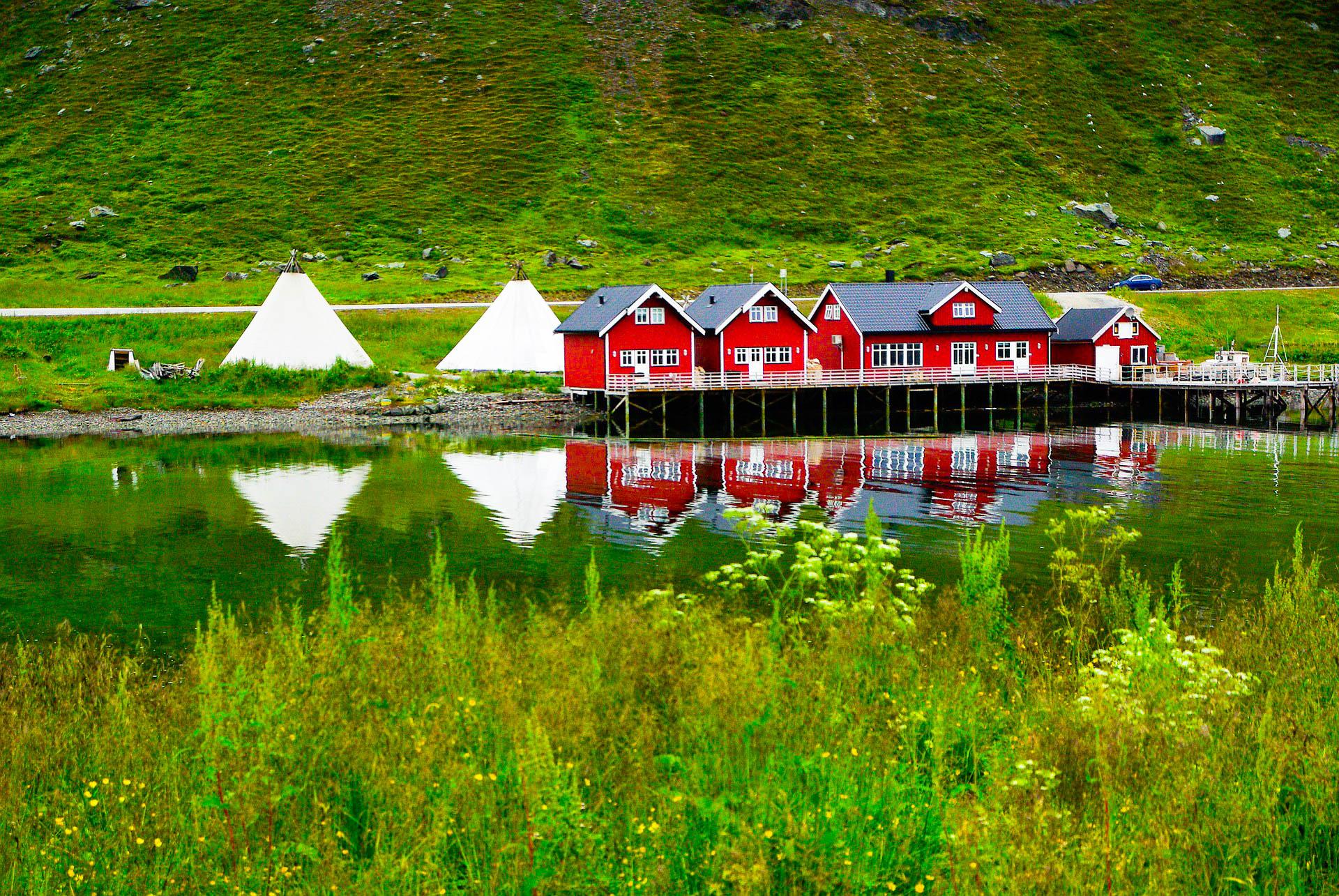 Норвегія фіорди