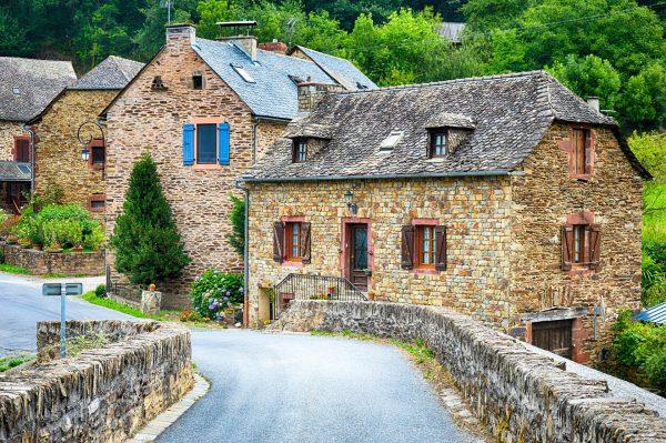 Франція село