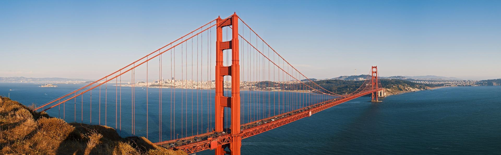 США Сан Франциско Золоті ворота