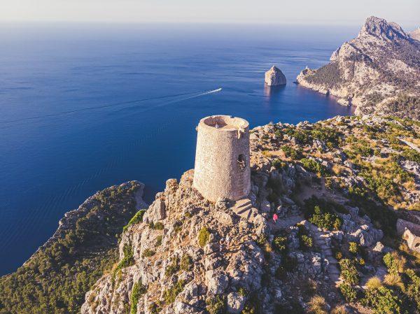 майорка вежа море