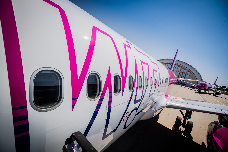 Літак Wizz Air