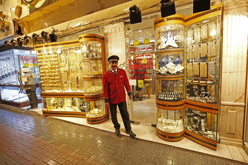 Ринок Gold Souk у Дубаю