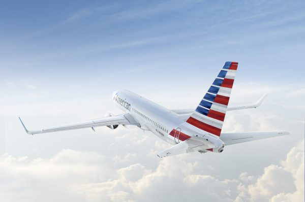 Літак American Airlines