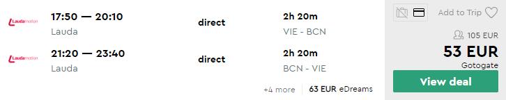 Відень – Барселона – Відень